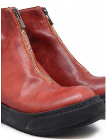 Guidi PLS 1006T red boots womens shoes buy online
