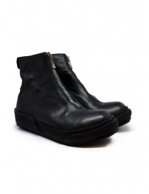 Guidi PLS boot in black color online