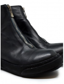 Guidi PLS boot in black color
