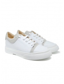 Womens shoes online: Red Foal white shoes