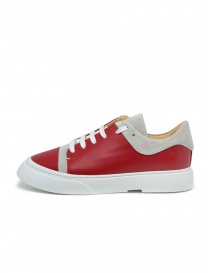 Red Foal scarpe rosse