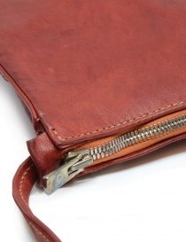 Guidi PKT03M red kangaroo leather bag bags buy online