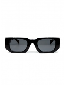 Kuboraum U8 black acetate sunglasses online