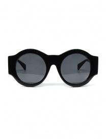 Kuboraum A5 BS occhiali tondi neri online