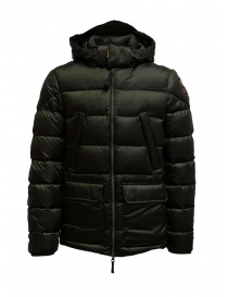 Parajumpers Greg sycamore hooded down jacket online