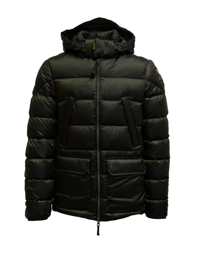 Parajumpers Greg sycamore hooded down jacket PMJCKSX04 GREG SYCAMORE 764 mens jackets online shopping