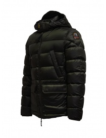 Parajumpers Greg sycamore hooded down jacket price