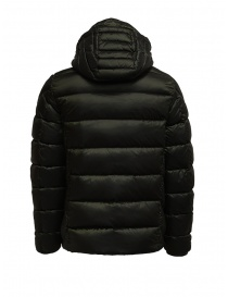 Parajumpers Greg sycamore hooded down jacket