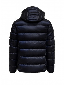 Parajumpers Greg blue hooded down jacket price