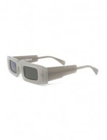 Kuboraum occhiali X5 rettangolari semitrasparenti