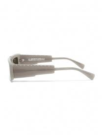 Kuboraum X5 rectangular semi-transparent glasses price