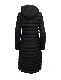 Parajumpers Omega long matte black down jacket buy online