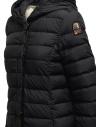 Parajumpers Omega long matte black down jacket PWJCKSL37 OMEGA BLACK 541 buy online