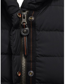 Parajumpers Omega long matte black down jacket womens coats price