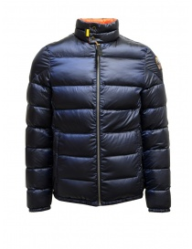 Parajumpers Jackson Reverso blue orange down jacket