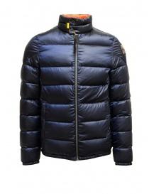 Parajumpers Jackson Reverso blue orange down jacket buy online