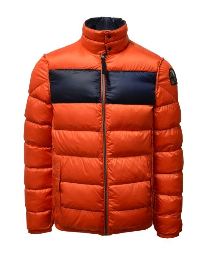 Parajumpers Jackson Reverso piumino blu arancio PMJCKSX08 JACKSON REVERSO 706729 giubbini uomo online shopping