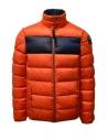 Parajumpers Jackson Reverso piumino blu arancio acquista online PMJCKSX08 JACKSON REVERSO 706729