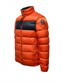Parajumpers Jackson Reverso blue orange down jacket mens jackets price