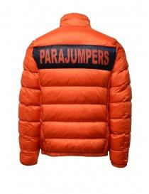 Parajumpers Jackson Reverso piumino blu arancio prezzo