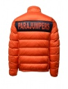 Parajumpers Jackson Reverso blue orange down jacket PMJCKSX08 JACKSON REVERSO 706729 price