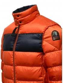 Parajumpers Jackson Reverso blue orange down jacket buy online price
