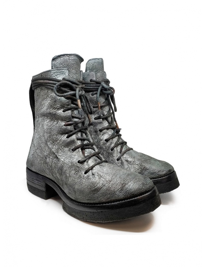 Carol Christian Poell AM/2609 boots in leather AM/2609-IN PACAL-PTC/010 mens shoes online shopping