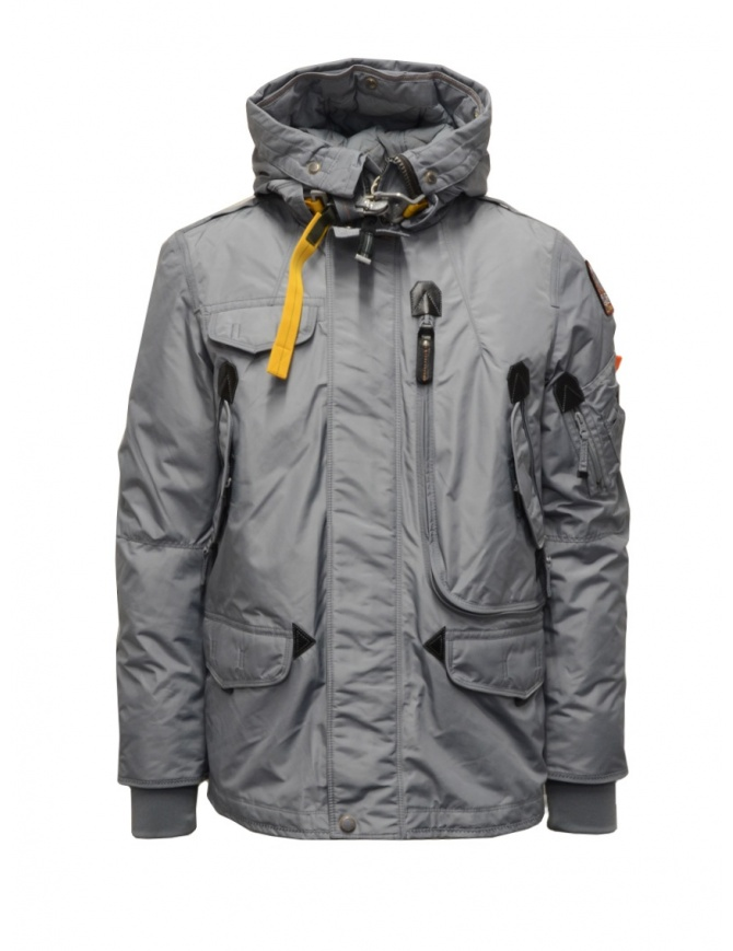 Parajumpers Right Hand agave grey jacket PMJCKMB03 RIGHT HAND AGAVE 668 mens jackets online shopping