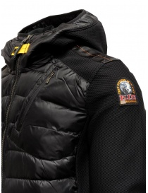 Parajumpers Nolan black mens jackets buy online