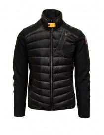 Parajumpers Jayden black bomber jacket online