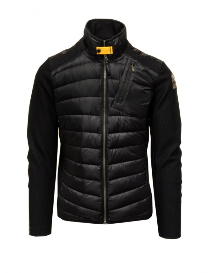 Parajumpers Jayden black bomber jacket PMJCKWU01 JAYDEN BLACK 541 mens jackets online shopping