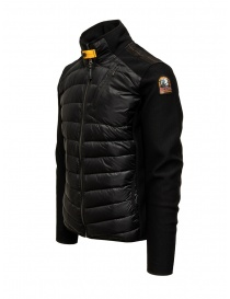 Parajumpers Jayden black bomber jacket