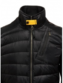 Parajumpers Jayden black bomber jacket mens jackets buy online