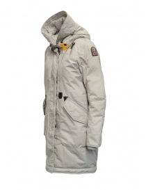 Parajumpers Tank Silver grey parka womens jackets buy online