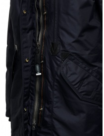 Parajumpers Tank parka with hood black pencil buy online price