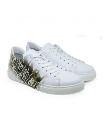 Mens shoes online: Il Centimetro Jungle Camo sneakers