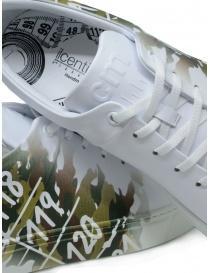 Il Centimetro Jungle Camo sneakers acquista online prezzo