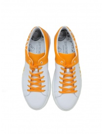 Il Centimetro Ambition yellow and white sneakers mens shoes buy online
