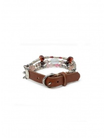 ElfCraft bracelet with strap and colored stones