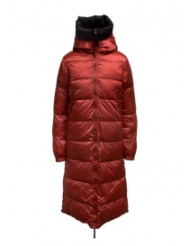 Parajumpers Sleeping Bag pencil-rose reversible long down jacket