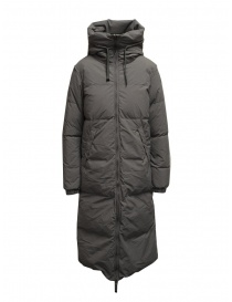 Parajumpers Sleeping Bag reversible grey long down jacket online