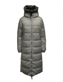Parajumpers Sleeping Bag reversible grey long down jacket