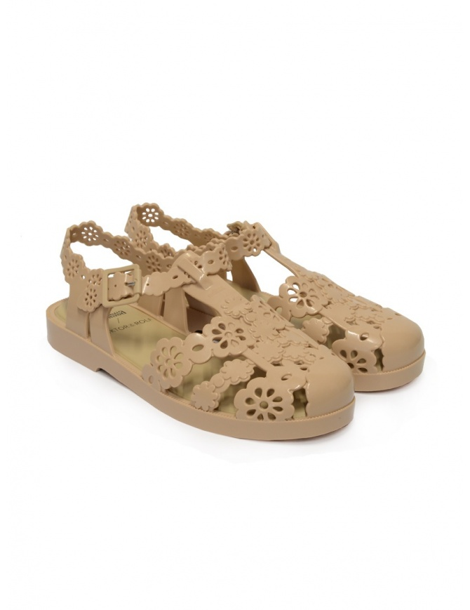 Melissa + Viktor & Rolf sandali Possession Lace Irish beige 32987 16437 BEIGE IRISH OP calzature donna online shopping
