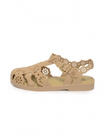 Melissa + Viktor & Rolf Possession sandals Lace Irish beige