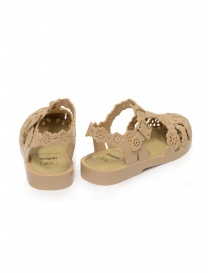 Melissa + Viktor & Rolf sandali Possession Lace Irish beige prezzo