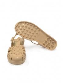 Melissa + Viktor & Rolf Possession sandals Lace Irish beige buy online price