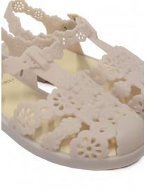 Melissa + Viktor & Rolf Possession Lace beige sandals womens shoes buy online