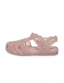 Melissa + Viktor & Rolf Possession Lace pink sandals price