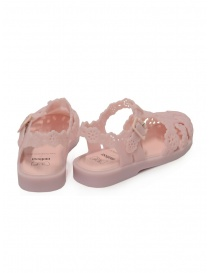 Melissa + Viktor & Rolf Possession Lace pink sandals womens shoes buy online