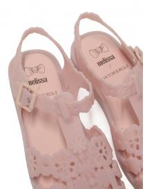 Melissa + Viktor & Rolf sandali Possession Lace rosa acquista online prezzo